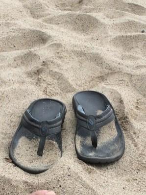 Free time at Mantamar Beach