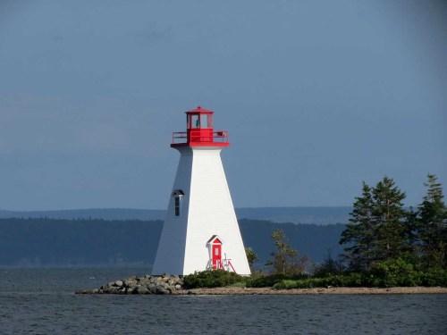 Baddeck Kidston Island Lighthouse