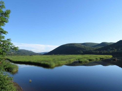 Cabot Trail Margaree River