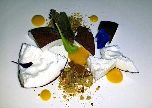 Indaco Dessert
