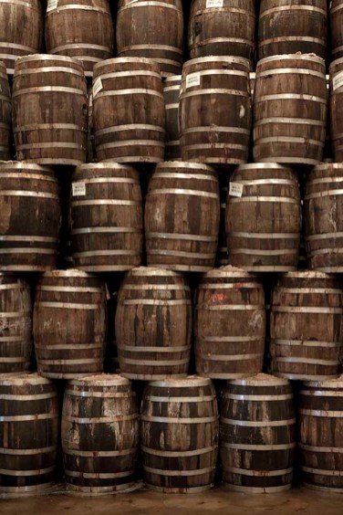 White Oak Barrels