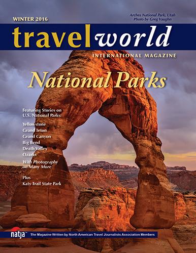 Winter 2016: National Parks
