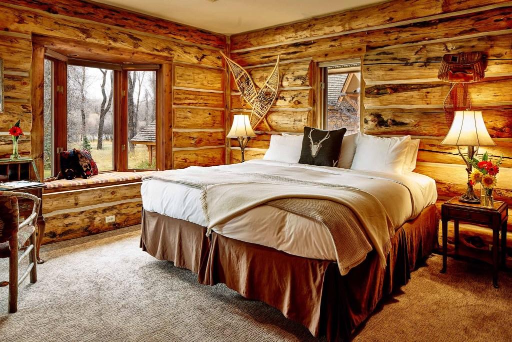 Bentwood Inn - Cabin Room