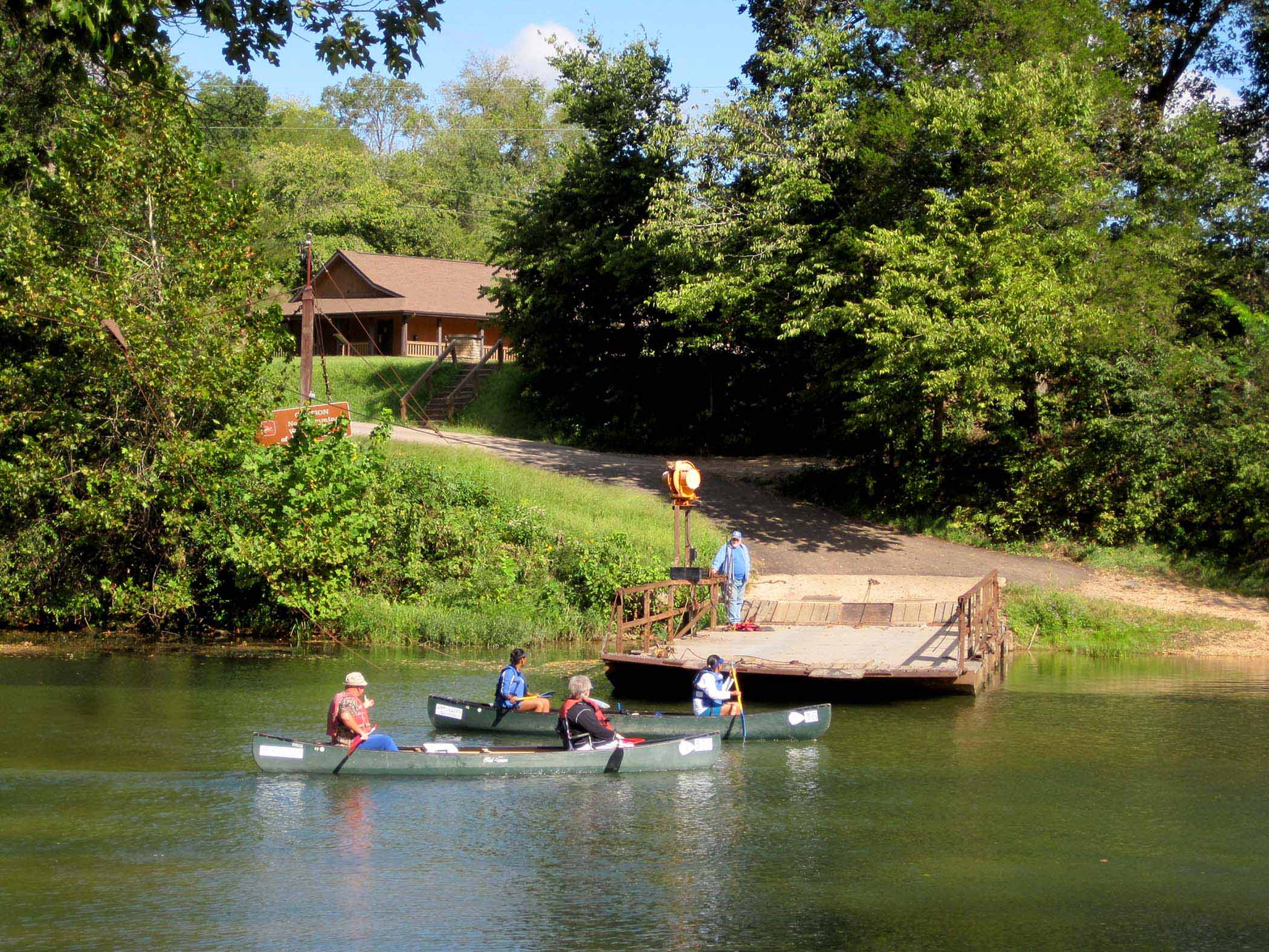 Two National Parks in the Ozarks - TravelWorld International