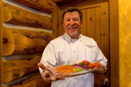 Innkeeper & Chef Bob Schrader