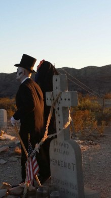 Day of the Dead in Terlingua