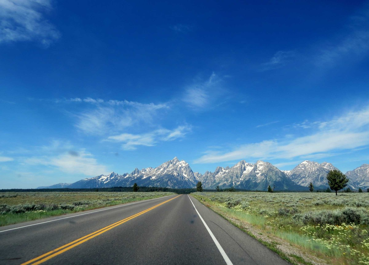 Cross-Country National Parks Road Trip
