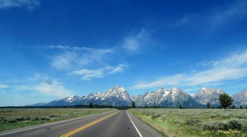 Grand Teton Highway