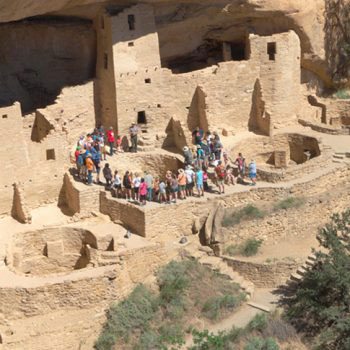 Mesa Verde Country Tour by Kathleen Walls