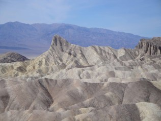 The Other-Worldly View from Zabriskie Point