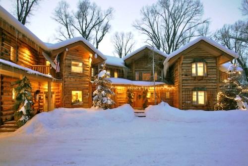 Bentwood Inn - winter