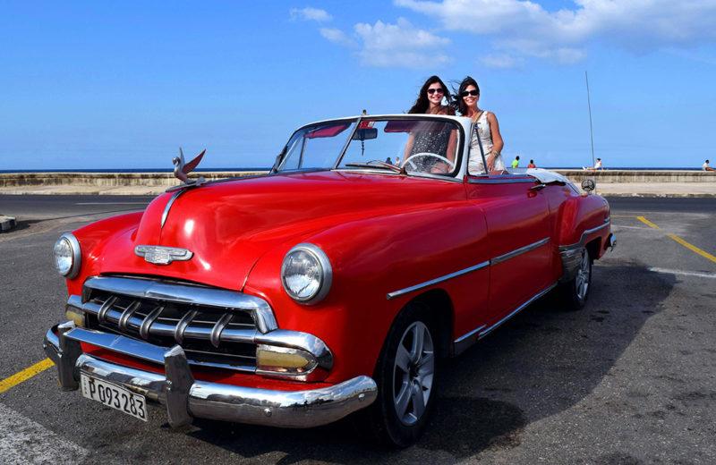 1951 Chevrolet Deluxe in Havana, Cuba
