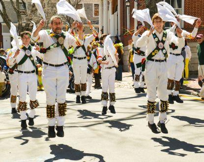 Pine Woods Morris Dancers