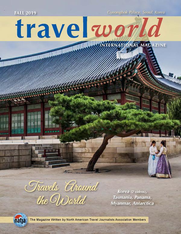 Fall 2019: Travels Around the World