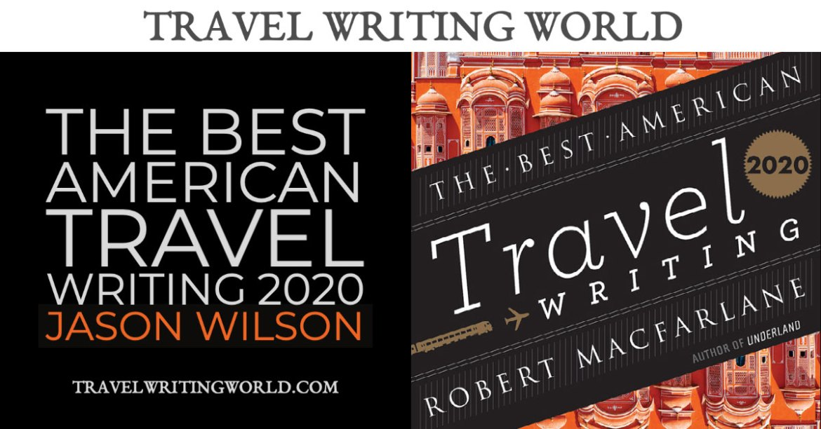 Best American Travel Writing 2020