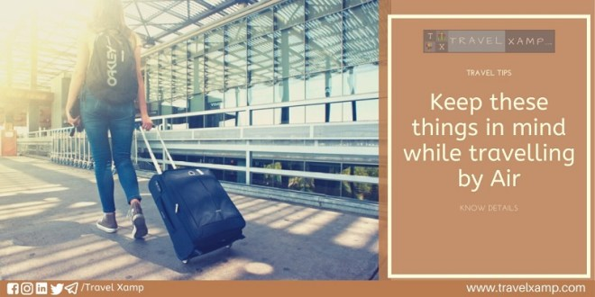 qLost Luggage: Keep these things in mind while travelling by Air
