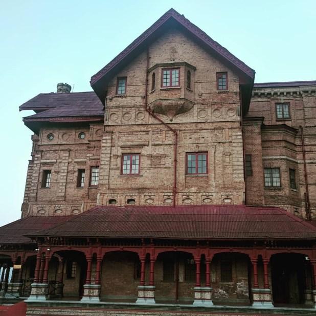 Amar Mahal, Jammu
