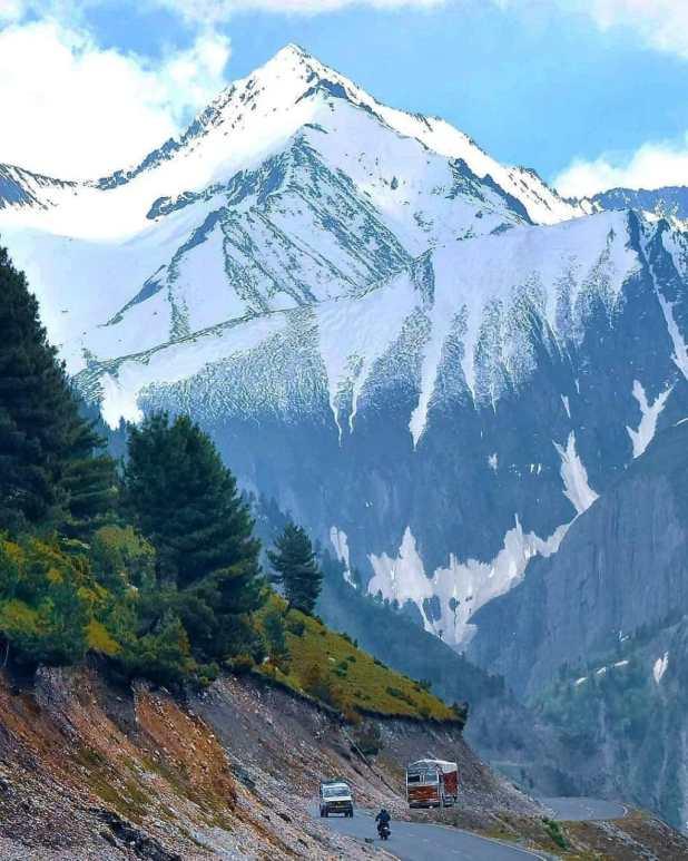 Sonmarg, Srinagar