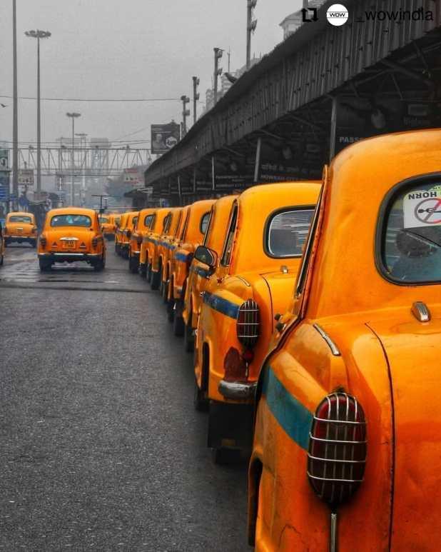 Taxi in Kolkata