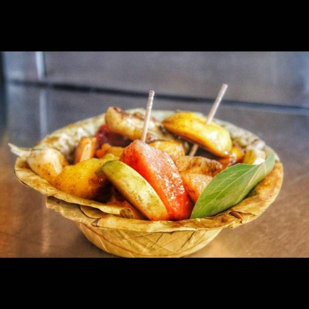 Bishan Swaroop Chaat: Street food of Delhi