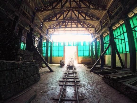 Chatham Saw Mill, Andaman & Nicobar Island