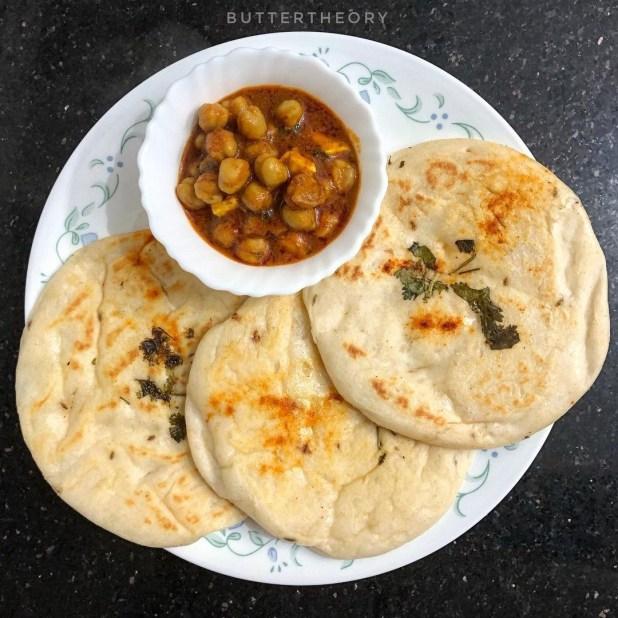 Chhole Kulche: Street food of Delhi