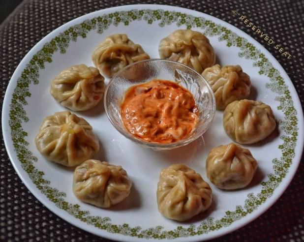 Momos: Street food of Delhi