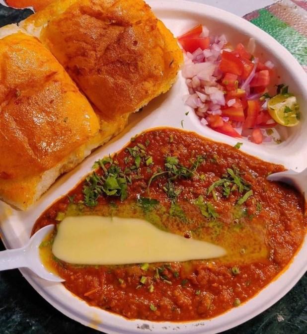 Pav Bhaji: Street food of Mumbai