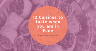 Cuisines to taste when you are in Pune