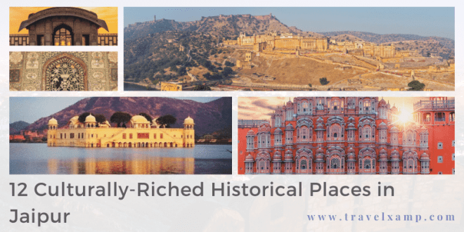Historical Places in Jaipur