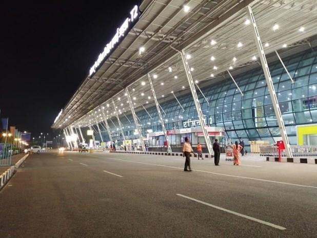 Trivandrum Airport, Kollam