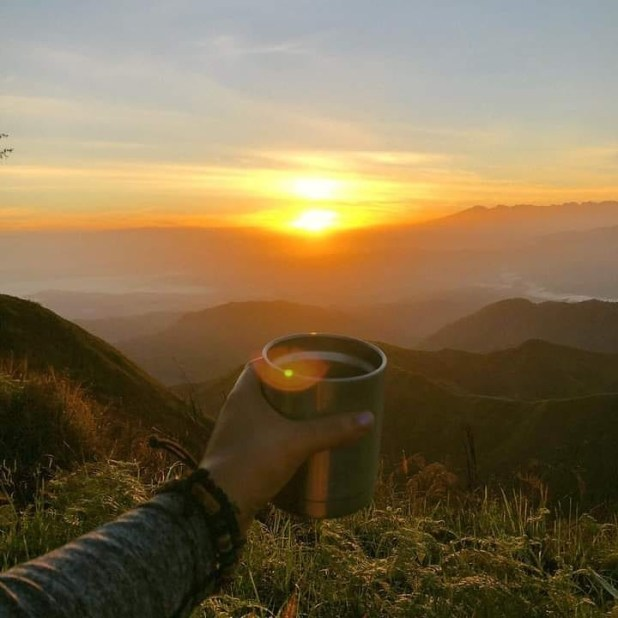 Coffee in the Mountain