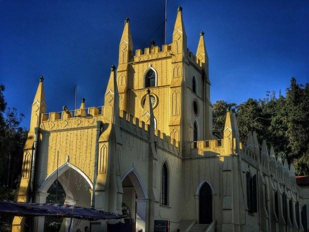 St. Stephen Church, Ooty