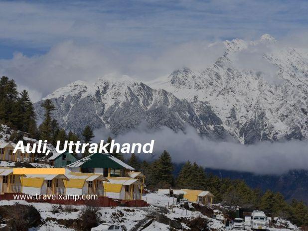 Auli, Uttrakhand