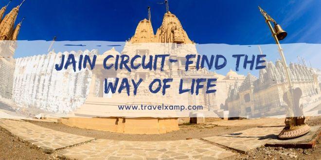 Jain Circuit- Find the Way of life