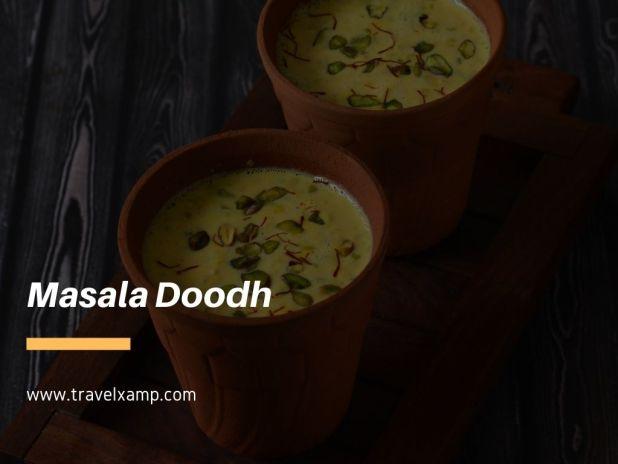 Masala Doodh
