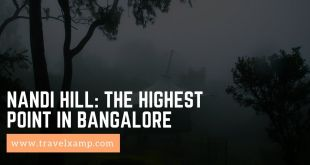 Nandi Hill: The highest point in Bangalore