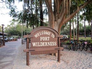 Fort Wilderness at Walt Disney World
