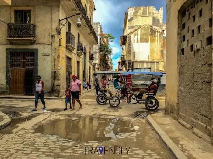 Daily life in Old Havana