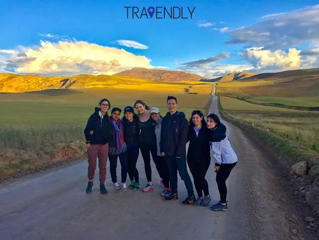 Gorgeous Sacred Valley views