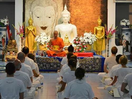 Meditation Retreat Chiang Mai Monk University