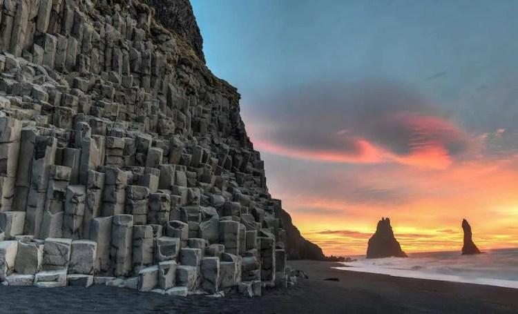 Reynisfjara Iceland Game of Thrones location
