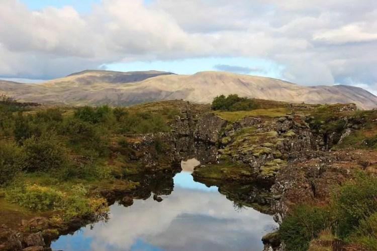 Thingvellir Iceland Game of Thrones location
