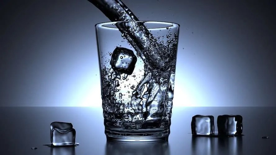 glass water hydration