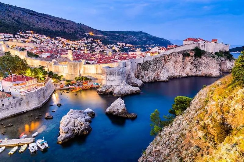 24 hours in Dubrovnik Croatia