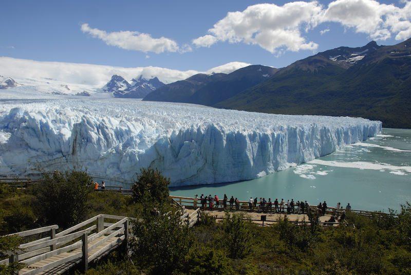 Perito Moreno Glacier viewpoint