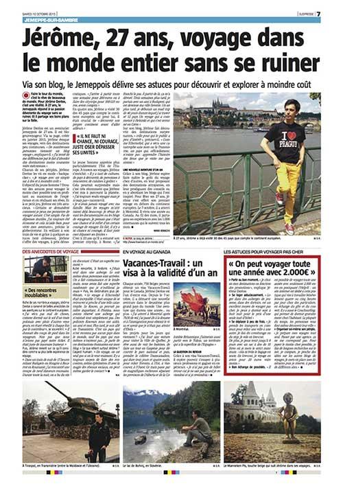 Octobre 2015 - La Nouvelle Gazette