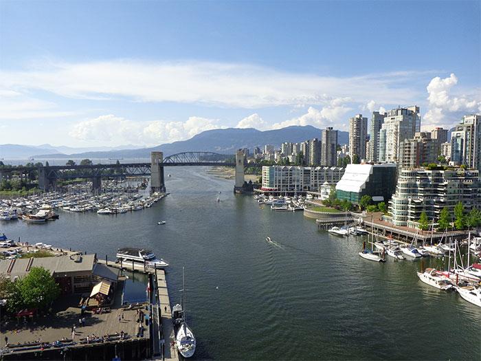 Conseil Voyageur - Vancouver, Colombie-Britannique, Canada