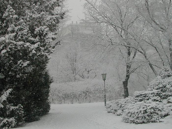 E-Slovénie - Noël à Vienne
