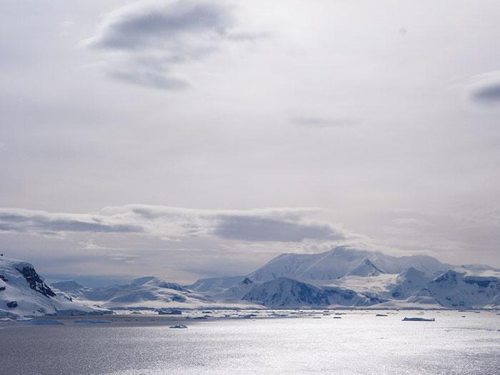 Voyages et vagabondages - Noël en Antarctique